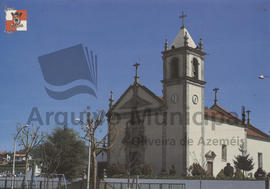 4 - Portugal - Nogueira do Cravo - Igreja Matriz